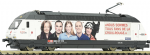 Fleischmann 731312 SBB Re460 Red Cross Electric Locomotive VI